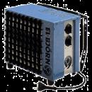 Elvärmare/ Varmluftsfläkt, 220 W 2 kW