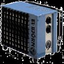 Elvärmare/ Varmluftsfläkt, 380 V 5 kW