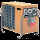 Elvärmare/ Varmluftsfläkt Combac, 380 V 5-10 kW