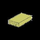Dynplank (underlägg för fotskruv)