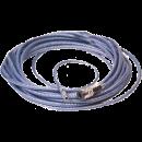 Slang, tryckluft 6mm, 10 meter (Lättvikt)
